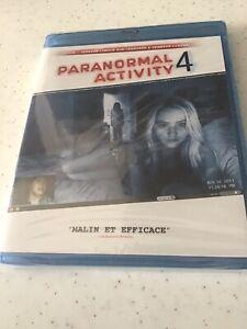 Blu-Ray «Paranormal Activity 4»