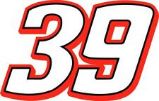 NEW FOR 2020 #39 Ryan Newman Racing Sticker Decal - SM thru XL - Various colors
