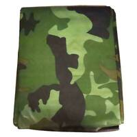 Moose Supply 5 Mil Camouflage Canopy Tarp Water Resistant Tarps Car Boat Cover