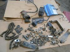 Polaris 250 Trail Boss ATV 1989 89 2wd misc parts lot bolts screws mounts
