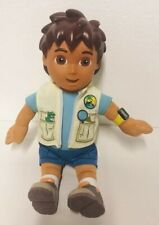 Dora The Explorer DIEGO Talking Boy Doll Nickelodeon Jr. Fisher Price 2006 Toy