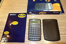 Hewlett Packard HP Taschenrechner HP 10 BII neuwertig . Finanzrechner