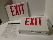 Cooper Lighting Sure-Lite Ccx Contractor's Choice Led Exit Sign #Ccx7070Rwhsd
