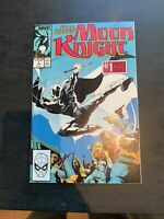 Marc Spector: Moon Knight #1 (Marvel 1989) VF/NM