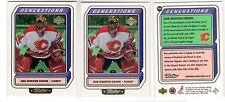 1X J S GIGUERE 1999 00 Upper Deck Retro #G10C GENERATIONS INSERT Lots Available