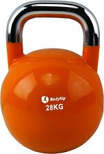BodyRip 28KG Competition Kettlebell Mma Conditioning Crossfit Bootcamp Core