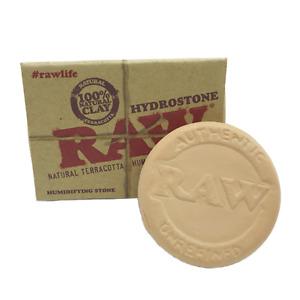 2 x RAW Hydrostone aus Terrakotta  * Hydrostein * Tabakbefeuchter