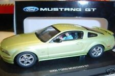 2005 Ford Mustang GT (New)  Green metal