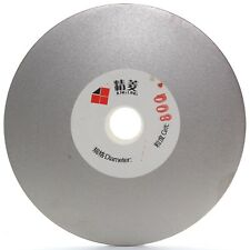 """4"""" inch Grit 800 Fine Electroplated Diamond Grinding Disc Wheel Coated Flat Lap"""