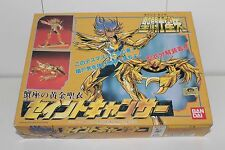 Figura CANCER Cancro GOLD CLOTH Kit BANDAI Saint Seiya CAVALIERI ZODIACO Model