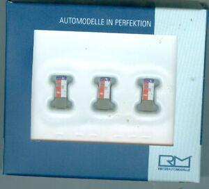 Rietze 16400 Distributeur Automatique de Titres de Transport DB ,3 Pièces, N