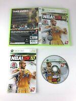 NBA 2K10 for Microsoft Xbox 360 / COMPLETE w/ Manual & Tested Kobe Bryant