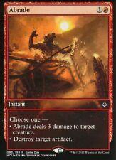 Abrade | NM | Game Day Promo | Magic MTG