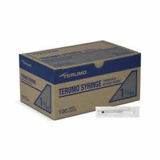 Terumo Sterile 1ml 1cc Luer Slip Tb Syringe 100box 01t