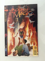 THE BOOKS OF MAGIC#7 DC VERTIGO COMIC NM HIGH GRADE if CGC TIM HUNTER(9.6,9.8)1