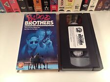 Blood Brothers Teen Gang Crime Drama Thriller VHS 1993 Mia Korf Bill Nunn