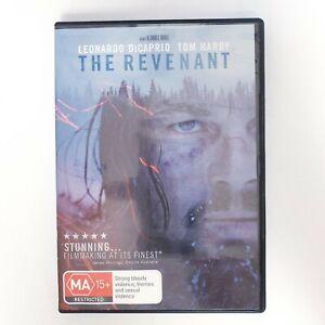 The Revenant Movie DVD Free Postage Region 4 AUS - Drama