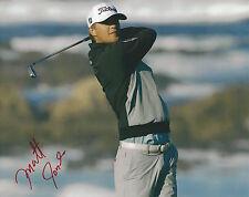 Matt Jones Pga Signed Autographed 8x10 photo