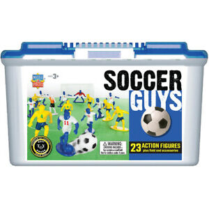 Soccer Guys Sports Action Figures Game - Toys Inspire Imagination