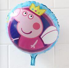 "Peppa Pig 18"" Balloon Birthday Party Decorations"