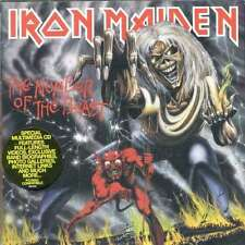 THE NUMBER OF THE BEAST - IRON MAIDEN (CD MULTIMEDIA)