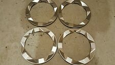 "New SET of 4 TOYOTA PRIUS Wheel Trim Ring  15""  Beauty Outer Skins Free Ship"