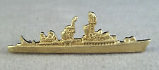 Us Navy Battleship - Destroyer - Cruiser Vintage Pin ( #5 )