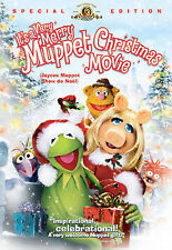 Its A Very Merry Muppet Christmas Movie (DVD, 2008) ** Great Kids Movie