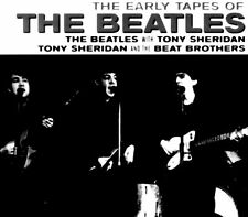 CD - The Beatles With Tony Sheridan - The Early Tapes (NEW & SEALED FROM FACTORY