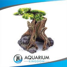 #18790 Kazoo Bonsai Plant / Tree Large - Aquarium Fish Tank Ornament Decoration