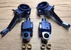 ALLOY UPGRADE Front AND Rear Hub SET For Duratrax Firehammer Smartech FG 1/5 RC