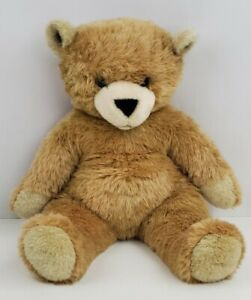 "Vtg AVANTI APPLAUSE  Large Teddy Bear #952 Stuffed Animal 30"" Tall 1982"