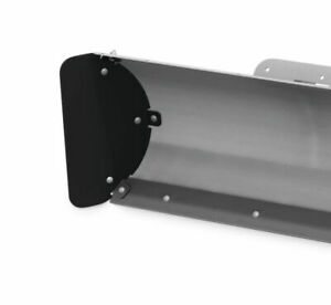 KFI Products Side Shield for Pro-Series Straight Plow -Standard 105540 Sold Each