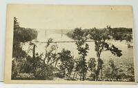 Minneapolis  MN Government Dam and Locks udb Postcard J10