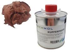 Kupferpaste cobre grasa anti seize paste grasa bremsenpaste 250g tapa de pincel lata