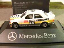 1/87 Herpa MB #77 Kärcher Fritz K. Sondermodell