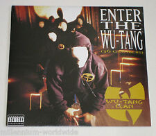"""ENTER THE WU-TANG (36 CHAMBERS) - 12"""" VINYL LP - SEALED & MINT RECORD ALBUM"""