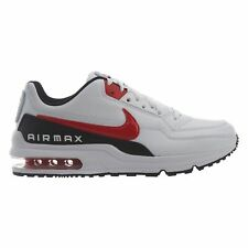 watch c8d81 1b54e Nike Air Max LTD 3 Mens BV1171-100 White Red Black Leather Running Shoes  Size