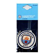 Manchester City Fc Deodorante Freshner Per Auto Accessorio Stanza Ufficio Regalo Natale