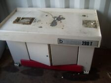 Boxford 280T Lathe Cabinet / Spare Lathe Cabinet - As Photo's.