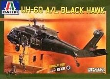 Italeri UH-60 A/L Black Hawk ref 6430 escala 1/35