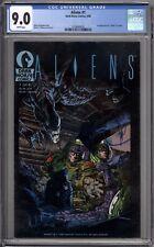 Aliens 1 CGC Graded 9.0 VF/NM 1st Printing Dark Horse 1988