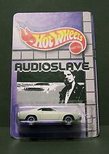 """Custom HotWheels CHALLENGER and package  """"Video Tribute""""  from  AUDIOSLAVE"""