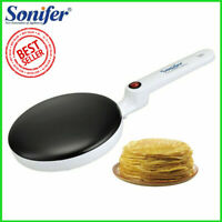 Crepe Maker Machine Electric Portable Non Stick Baking Kitchen Pan Pancake NEW