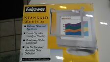 """FELLOWS ANTI GLARE FILTER FOR 13"""" TO 15"""" MONITORS"""