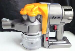 DYSON DC16 Handheld Vacuum Cleaner Main Body (Handle, Cyclone, Bin & Battery (4)