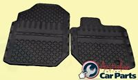 Ford Ranger Floor Mats Rubber Front set New Genuine 2011-2015 Double & SuperCab