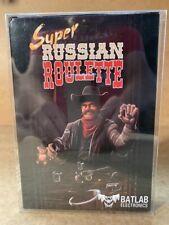 [Brand New] Super Russian Roulette - Nintendo NES game cart complete in box CIB