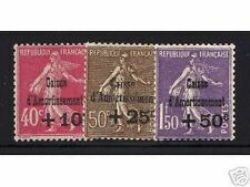 "FRANCE STAMP TIMBRE 266/68 "" 4eme SERIE CAISSE AMORTISSEMENT 1930 "" NEUF xx TTB"