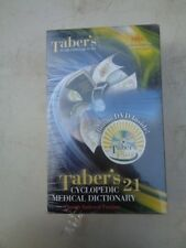 Taber's Cyclopedic Medical Dictionary (Thumb-Indexed Version) 21st Edition